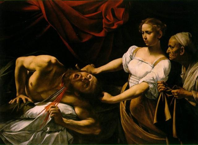 Foredrag om Caravaggio