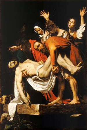 Caravaggio - Kunsthistoriske foredrag