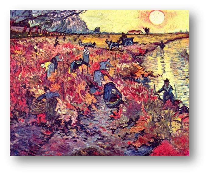 Van Goghs billeder blev længe ikke betragtet som kunst. Men hvad er kunst