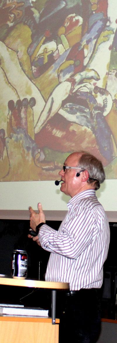 Kunsthistoriske foredrag