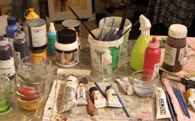 Gode råd om akryl – Hvad skal man købe, når man skal i gang?