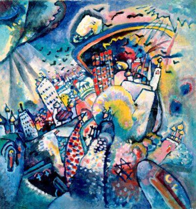 Kandinsky maleri