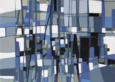 Abstrakt maleri, Farver. komposition