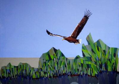 Hvor ørnen flyver