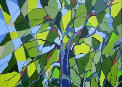 Træet i skoven