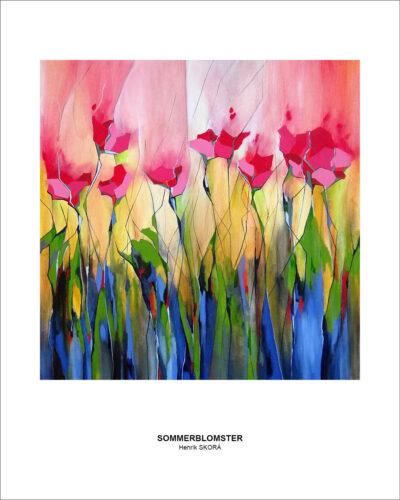 Kunstplakat til salg