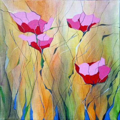 Akrylmaleri til salg